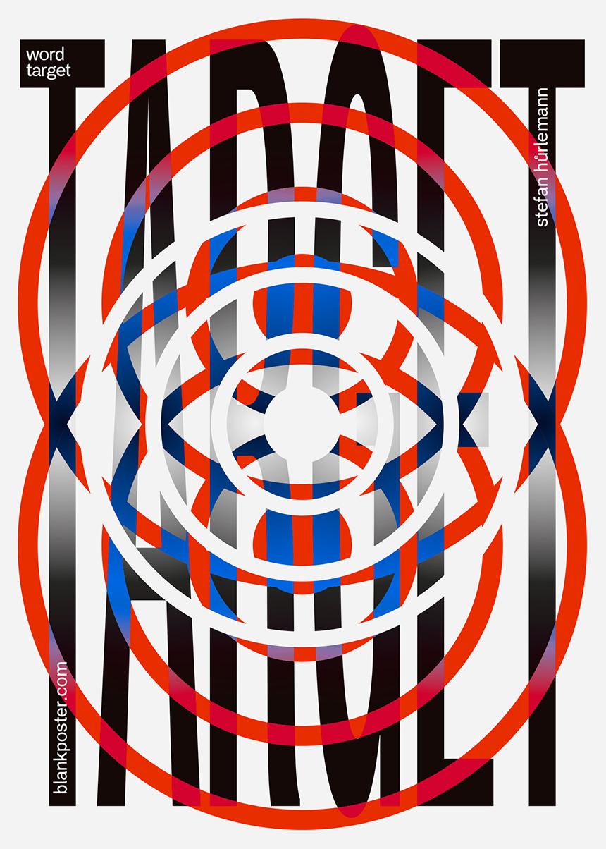 Stefan_Hürlemann_Blank_Poster_Target