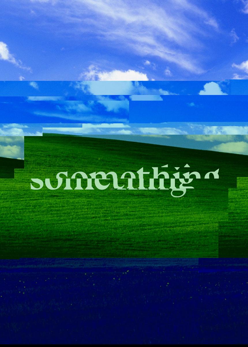 something_mathilda_johnsen_blank_poster